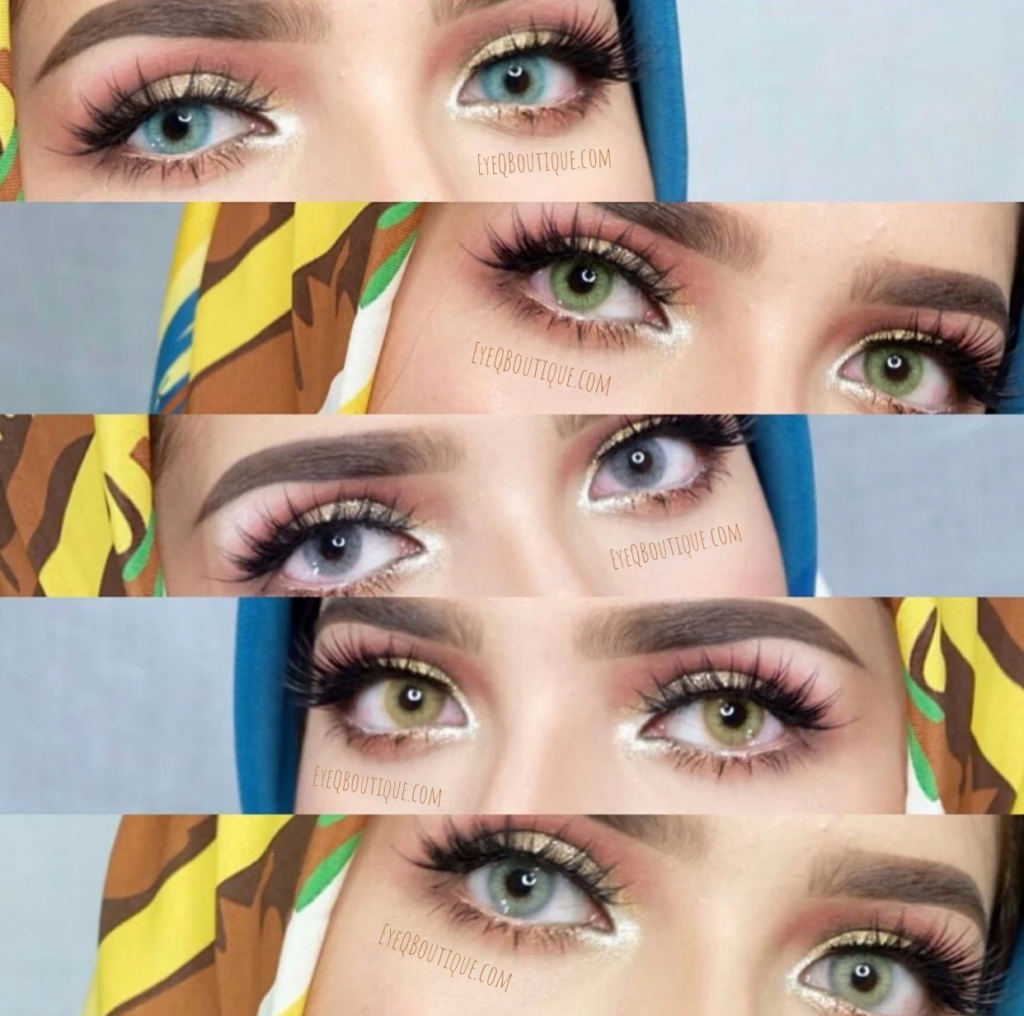 A WHOLE DEEP OCEAN IN YOUR EYES
